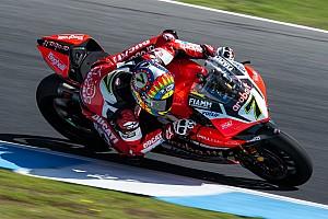 WSBK Ultime notizie Ducati, Davies: