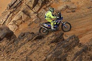 Merzouga Rally: KP enters top 20, Santosh loses time with crash