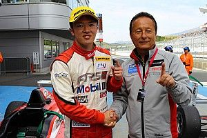 【FIA-F4】チャンピオン宮田、意地の連勝「ホームだし勝ちたかった」