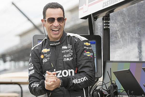 Castroneves to serve as grand marshal at St. Petersburg