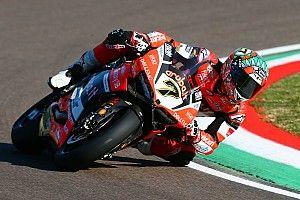 Melandri e Davies cercano l'ennesima doppietta Ducati a Imola