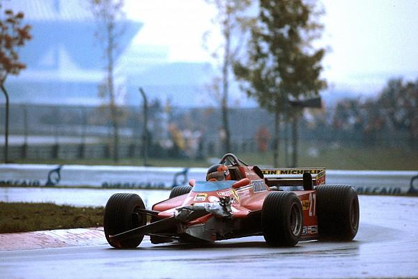 1981 Canadian Grand Prix - Gilles Villeneuve never surrenders
