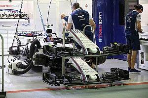 Williams gunakan mesin terbaru Mercedes di Sepang