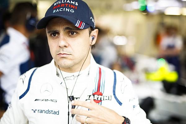 Formula 1 Son dakika Massa: F1'deki tek seçeneğim Williams