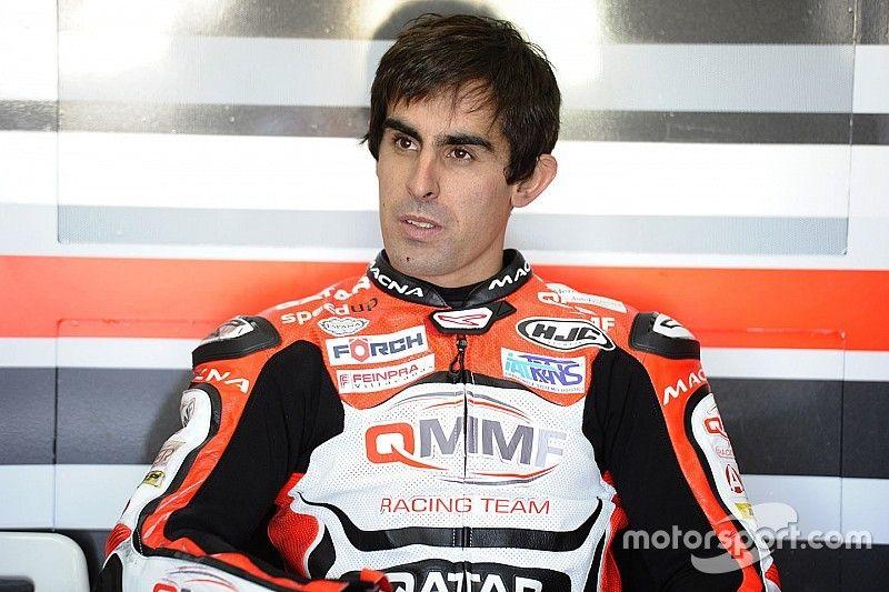 Simon to replace injured Savadori for Aragon WSBK