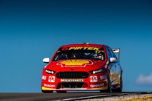 Perth Supercars: McLaughlin lowers record in final practice