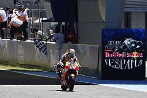 MotoGP Spanyol: Pedrosa menang, Lorenzo podium, Rossi terseok