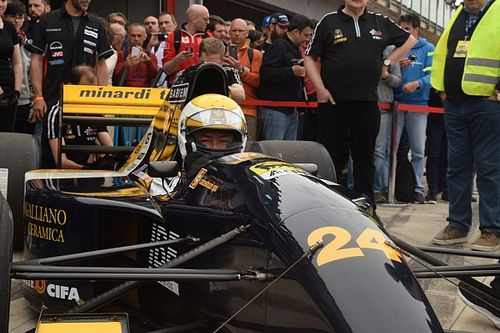 Video Minardi Day: Gian Carlo pronto a guidare la M192 a Imola