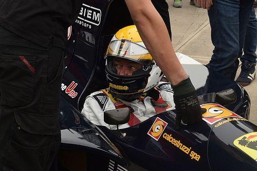 Minardi Day: Gian Carlo il (quasi) 70enne più veloce con la M192 a Imola!