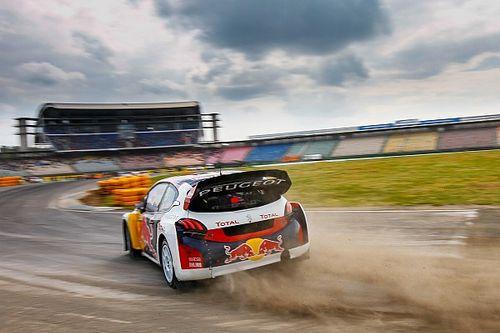 Hockenheim WRX: Loeb ilk günün lideri