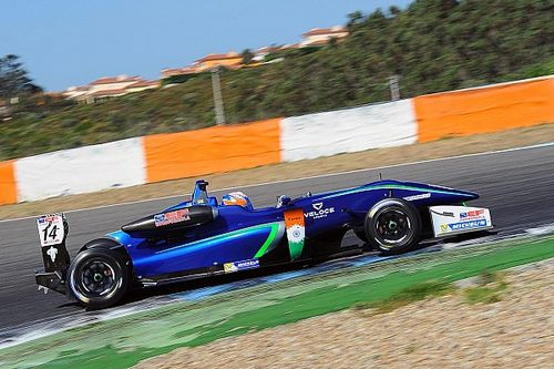 Estoril EF Open: Reddy, Vaidyanathan score points in Race 2