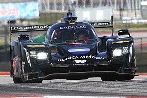 Cadillacs y BMW lideran la práctica en el COTA