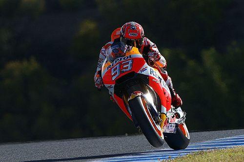 """Marquez: """"Peccato per l'errore alla curva veloce, ma sono contento"""""""