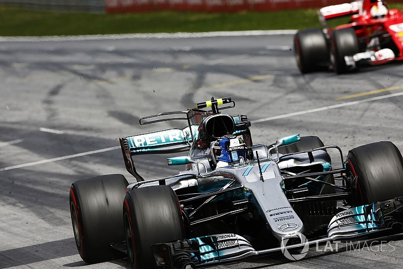 Анализ гонки: как Боттас стал претендентом на титул