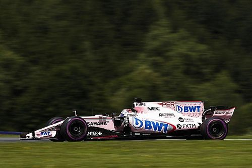 Force India to bring biggest update of season to Silverstone