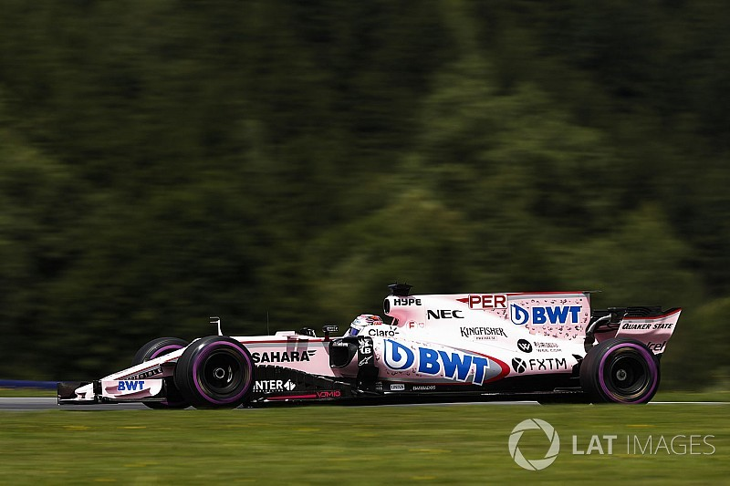Force India: a Silverstone arriva un pacchetto di novità importanti