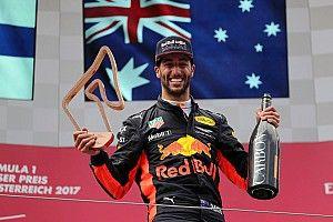 """Ricciardo: """"Sono rimasto sorpreso dal passo della mia Red Bull"""""""