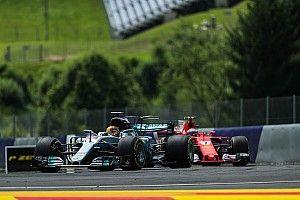 Wolff balaie d'éventuelles discussions entre Hamilton et Ferrari