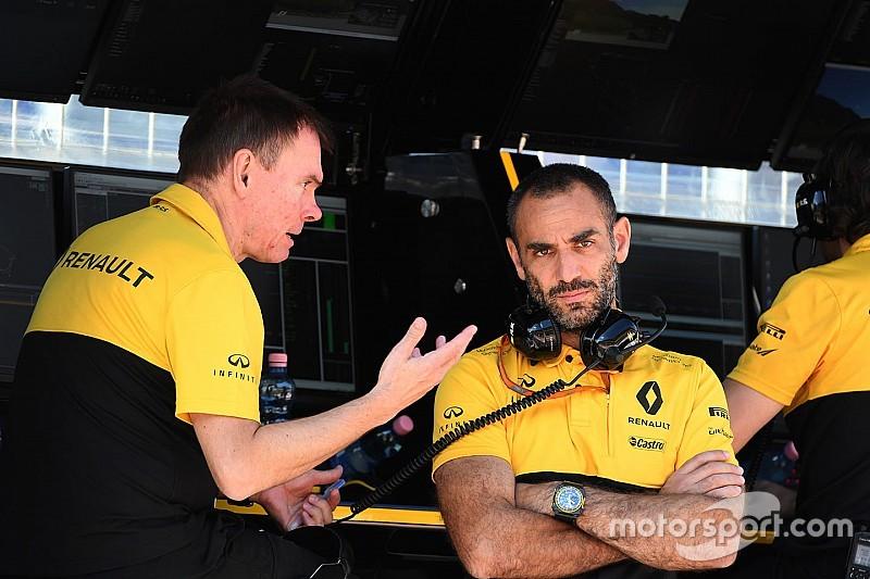 Renault: Ми можемо здобувати очки обома машинами
