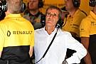 F1 Renault busca ser clave en el mercado de pilotos de 2019, dice Prost