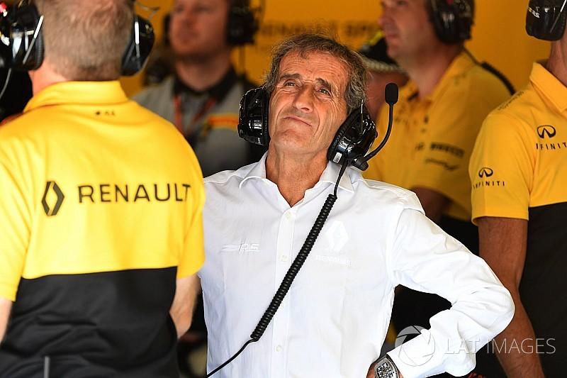 Прост: Я мог бы стать боссом Renault в Ф1, но не хочу