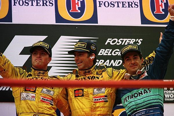 Forma-1 Damon Hill és az utolsó futamgyőzelem