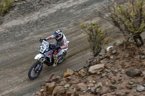 Dakar 2017, Stage 7: Santosh improves, TVS Sherco riders have steady run