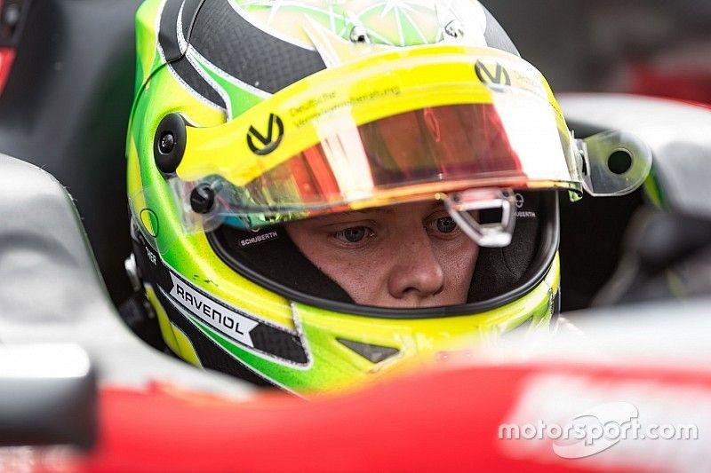 Mick Schumacher subito velocissimo nelle Libere di Pau