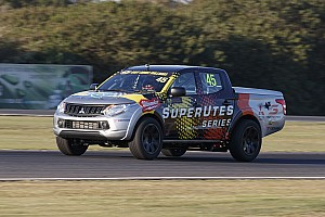 First SuperUte completes shakedown