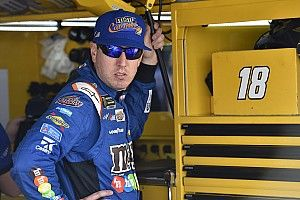 Kyle Busch spins, goes quickest in final practice at Darlington