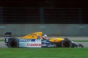 Ezen a napon: Mansell kiesik, Patrese lelassul, Senna lecsap a lehetőségre