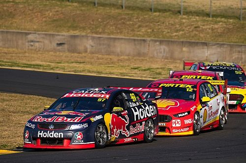 Van Gisbergen holding on to Supercars title defence dream