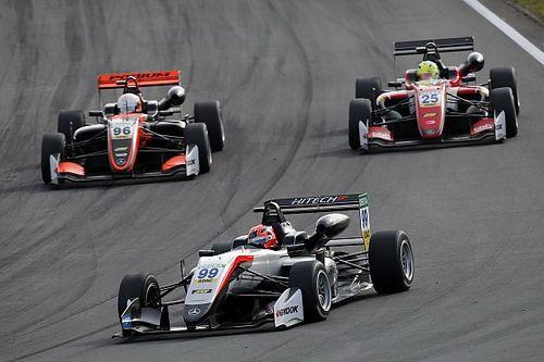 Trois pilotes de plus en F3 Europe