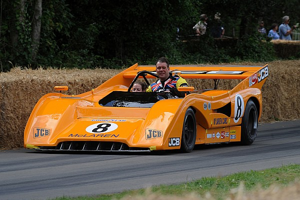 In beeld: Hoogtepunten Goodwood Festival of Speed