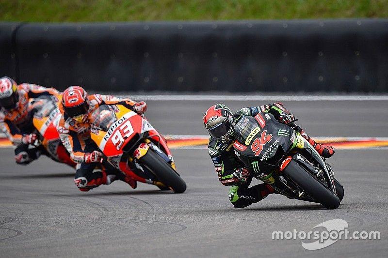 Das Sachsenring-Wochenende der MotoGP in Fotos: Fakten, Geschichten, Bilder
