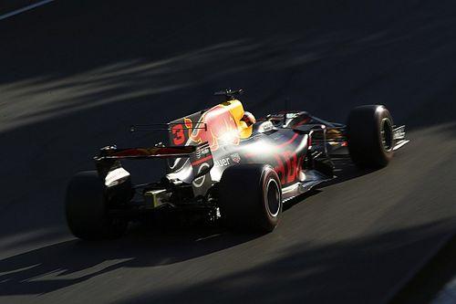Red Bull bu sezonda McLaren'dan daha az mesafe kat etmiş