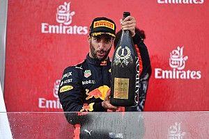 "Ricciardo: ""Gat met Ferrari en Mercedes hopelijk rond Boedapest gedicht"""
