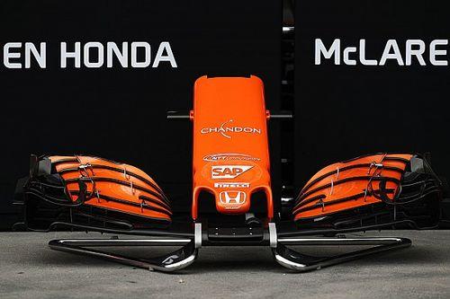 Düzeltme: F1 cuma antrenmanları hakkında