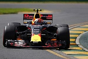 "Verstappen admits Red Bull ""a bit too slow"""