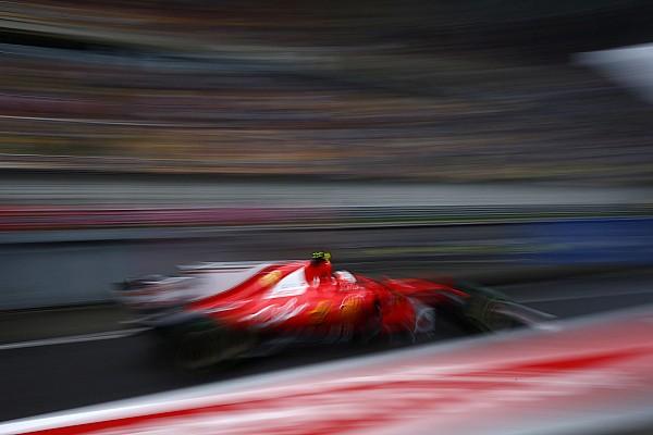 Formula 1 TRANSKRIP: Raikkonen berargumen dengan Ferrari soal strategi pitstop