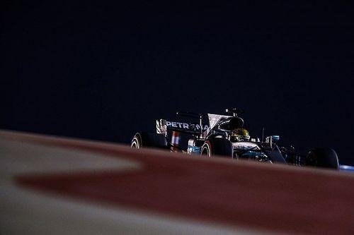 """Hamilton : Ferrari """"deux dixièmes plus rapide"""" en course?"""