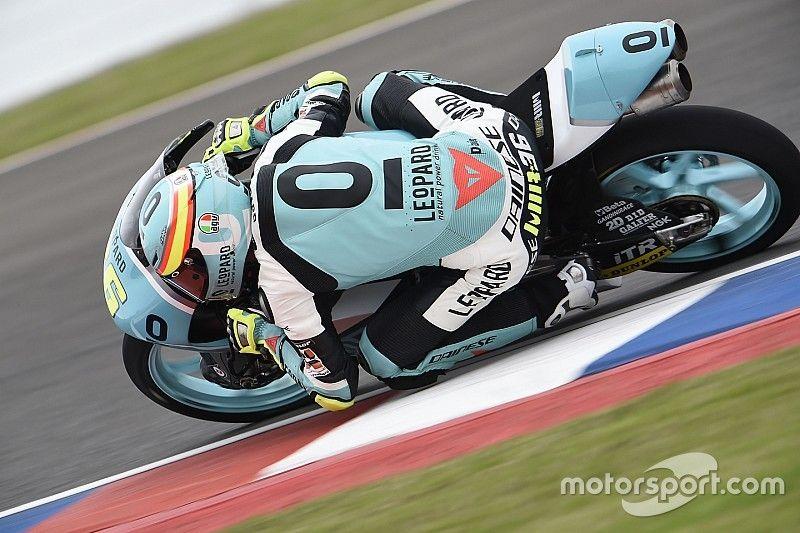 Mir ook maatje te groot voor de rest in Grand Prix van Argentinië