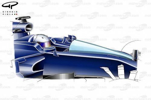Exclusivo: Veja como seria a nova proteção de cockpit da F1