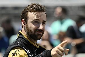 IndyCar Breaking news Hinchcliffe, Aleshin thrilled with fortune turnaround