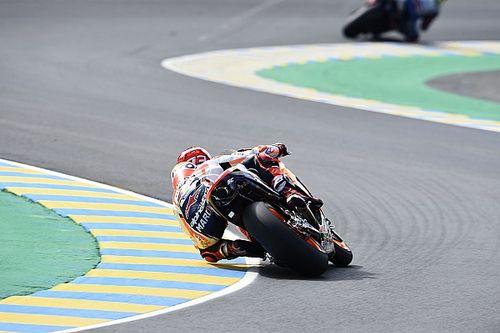MotoGP: Marquez a határokat feszegette - emiatt nullázott