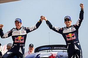 WRC Son dakika M-Sport: Ogier beşinci şampiyonluğu kovalayabilir