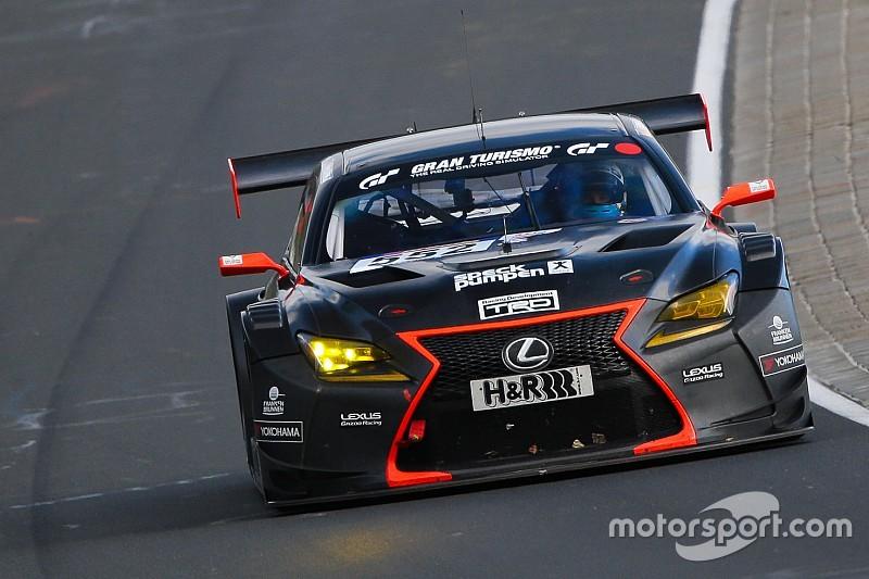 Farnbacher-Team schwärmt vom VLN-Premierenerfolg mit neuem Lexus