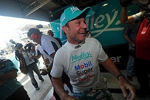 Barrichello diz que não esperava aposentadoria de Massa