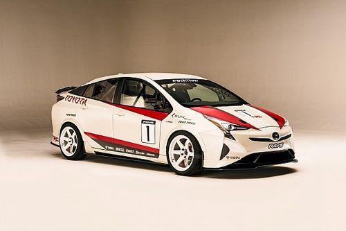 Toyota Prius Extreme, c'è anche quella da corsa
