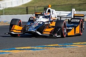 Andretti Autosport uncertain over Sonoma progress